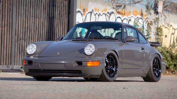 Modified 1989 964 Carrera 4 Coupe…