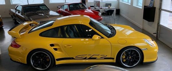 1,100-Mile Porsche 911 GT2 Isn't Your Typical BaT Auction Lot