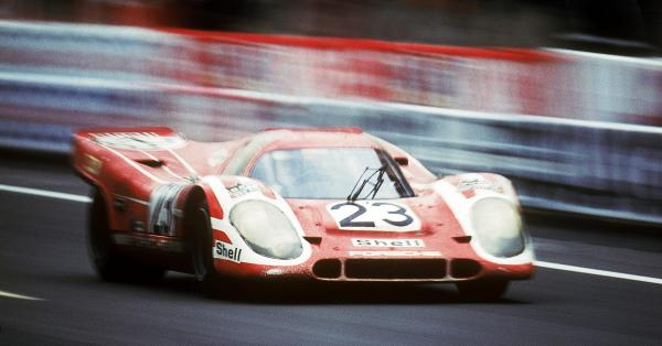 Porsche Celebrates 50 Years Of Le Mans Success