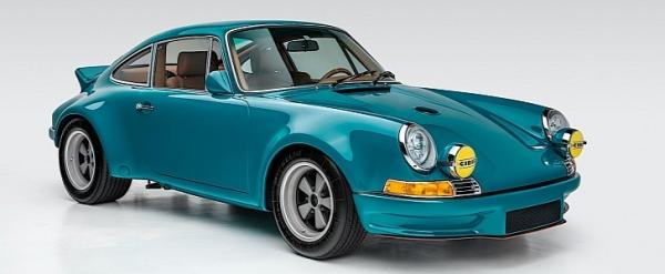 photo of 1975 911 Twin Turbo RSR Is the Porsche Beauty of the Week image