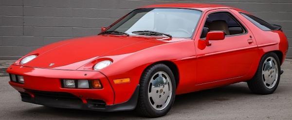 1984 Porsche 928 S in