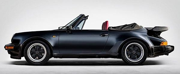 1985 Porsche 911 Carrera Cabrio Is an European-Speck of Cool in America