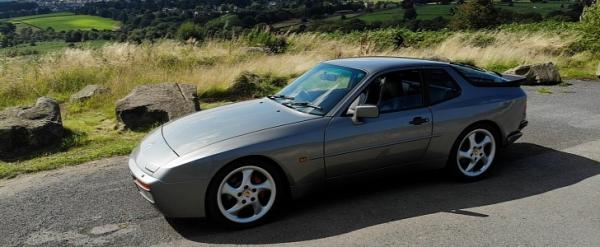 1988 Porsche 944 Turbo S Is the Real One Percenter, Rides the Gray Side of Life