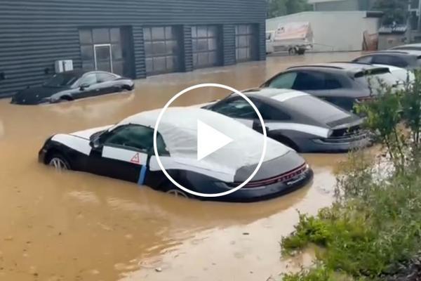Devastating Flooding Strikes German…
