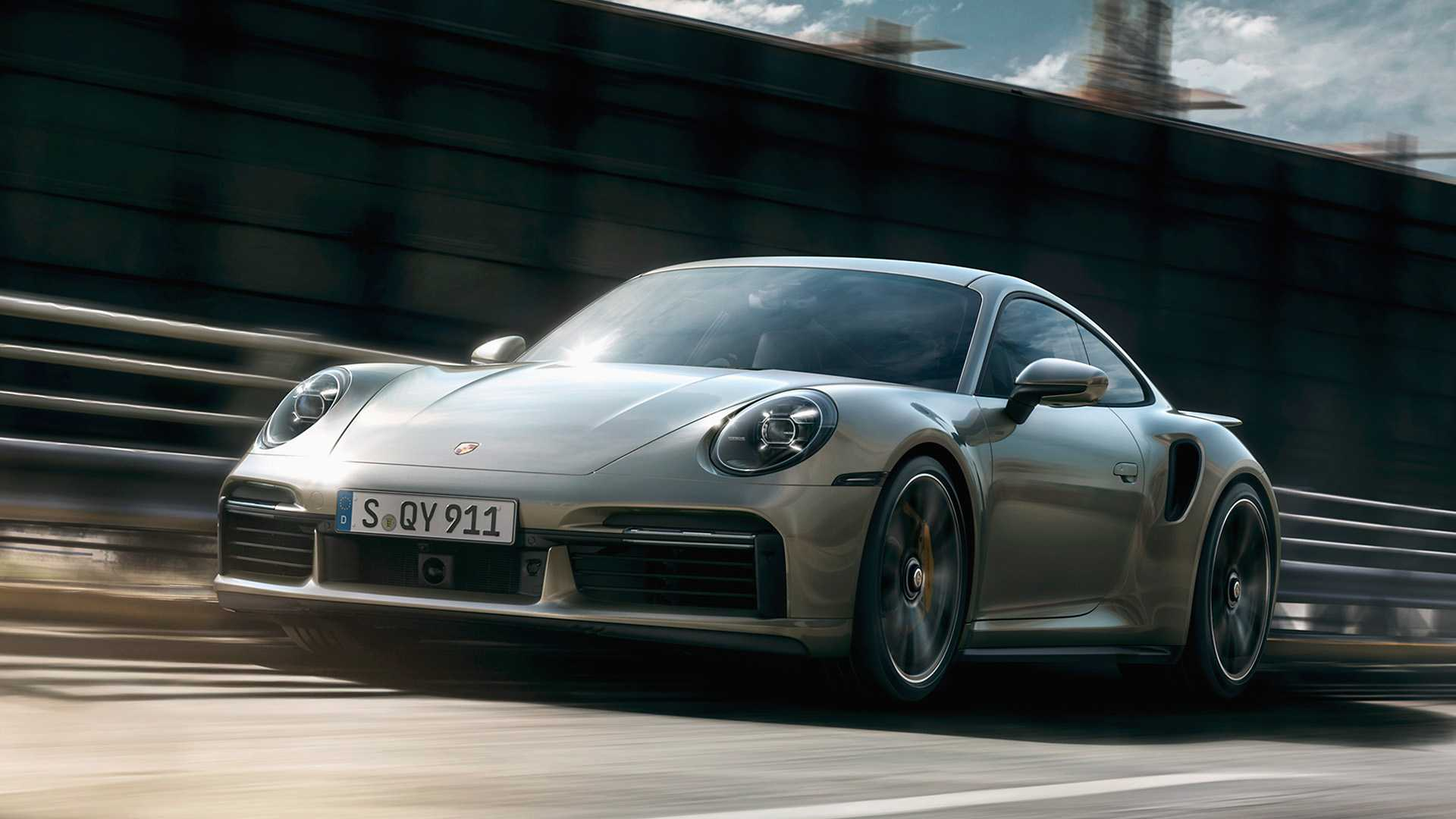 2021 Porsche 911 Turbo S Coupe, Cabriolet Revealed With 640 HP
