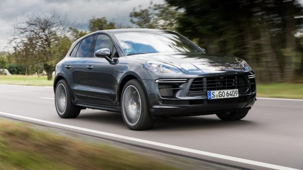 The Porsche Macan will be sold alongside…