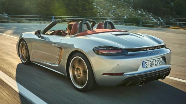 Porsche Boxster EV Concept Coming Soon: Report