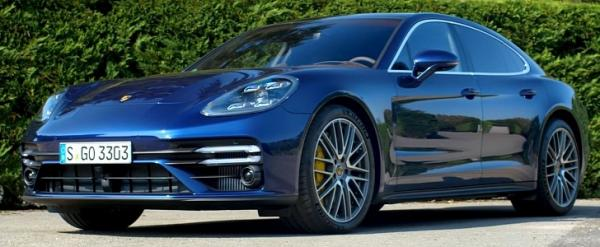photo of 2021 Porsche Panamera Turbo S Does 0-60 MPH in 3.3 Seconds in First Review image