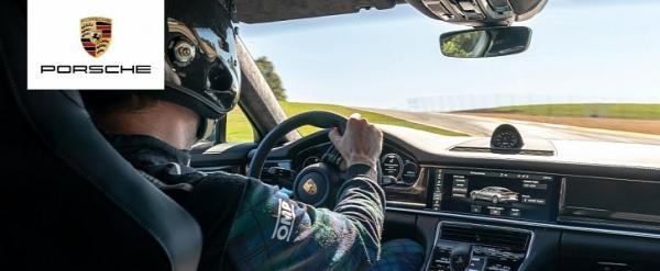 2021 Porsche Panamera Turbo S Laps Road…