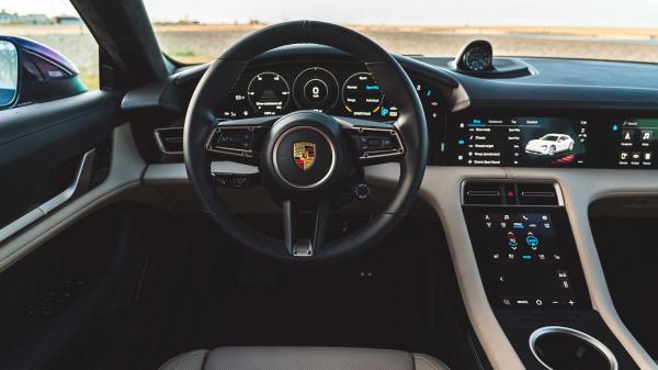 Porsche Says Over-The-Air Updates Won't…