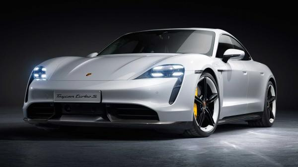 photo of Taycan GT Model Mentioned In Official Porsche Video image