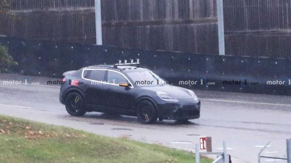 Porsche Macan EV Will Have A Better Range Than The Taycan