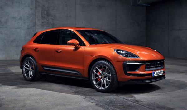 2022 Porsche Macan Facelift Breaks Cover…