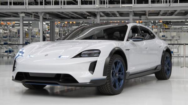 Porsche Taycan Cross Turismo launch delayed