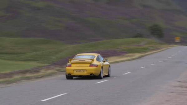 photo of Ride Onboard a Manthey-Tuned 996 GT3 in These Stunning Surroundings image
