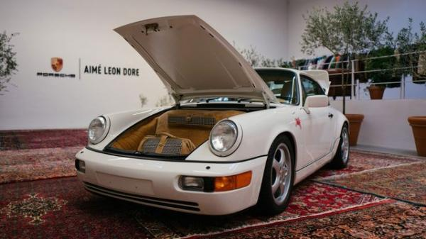 Flashback: When A Fashion Designer Gets a Hold of a 911