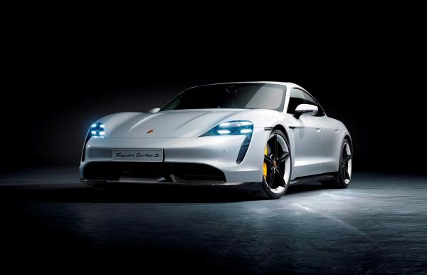 Porsche Is Already Upgrading The Taycan's Batteries
