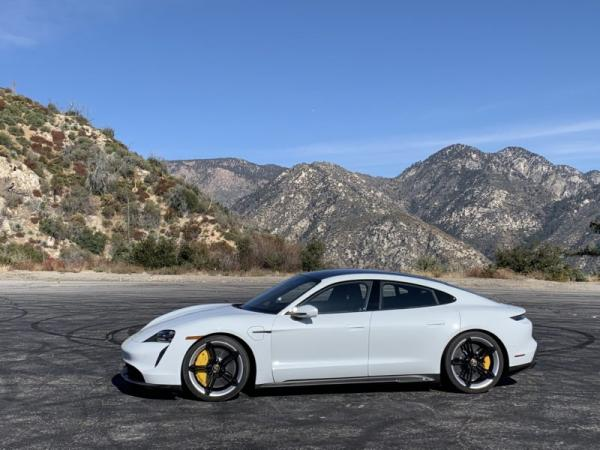 Porsche's Taycan Launch Hit Hardest By…