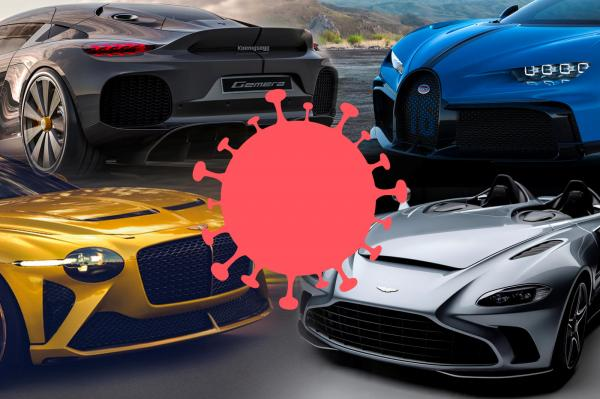 Coronavirus Couldn't Stop These Awesome Car Reveals