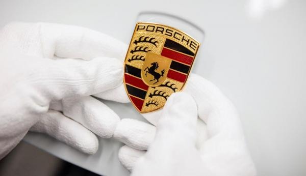 Here's How The Iconic Porsche Crest Logo Was Created