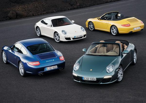 Now Is The Best Time To Buy A Porsche 911 (997)