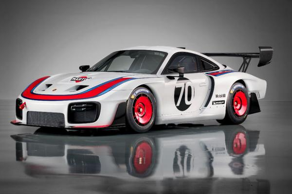 A Unique Porsche 935 Just Sold For $1.5 Million