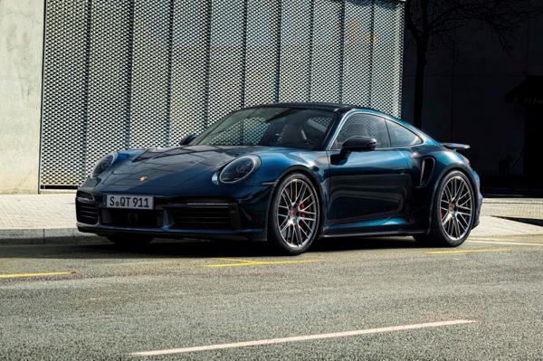 photo of 2021 Porsche 911 Turbo Debuts With 572 Horsepower image