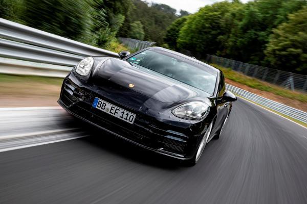 2021 Porsche Panamera Turbo Sets New Nurburgring Lap Record