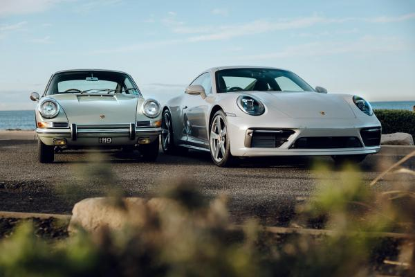 Porsche Celebrates First 911 Sold In Australia With Special Edition