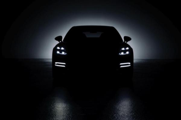Porsche Ready To Unveil All-New Panamera