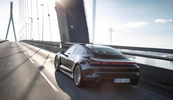 Porsche Is Seeing Real Success Despite A Tough 2020