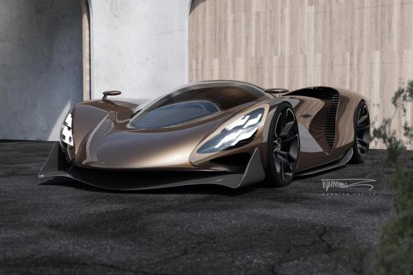 BMW Designer Imagines New Porsche…
