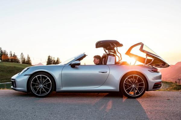 Porsche North America Had An Absolutely…