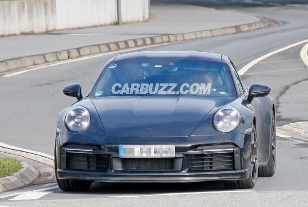 Porsche Preparing To Unleash New Retro-Inspired 911