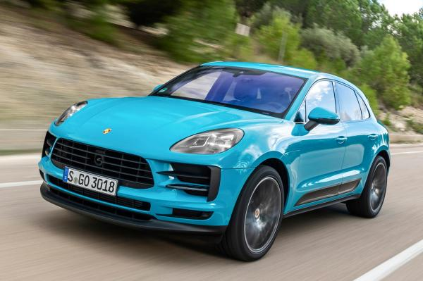 Porsche's All-Electric Macan May Not Be Called Macan