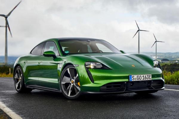 There's A Troubling Porsche Taycan…