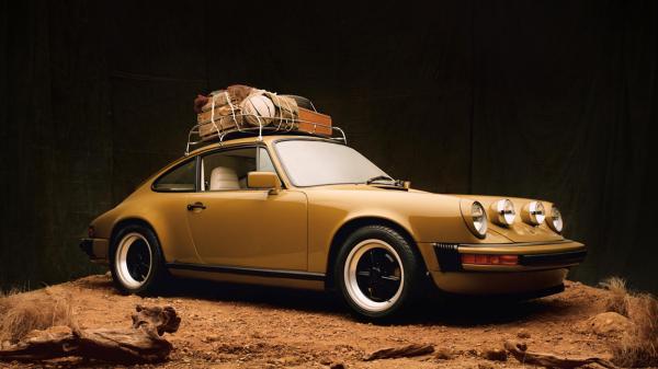 Porsche Restores Stunning 911 C With…