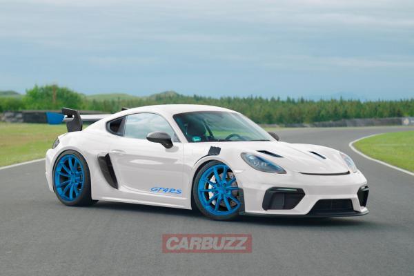 Porsche 718 Cayman GT4 RS Will Be Better…
