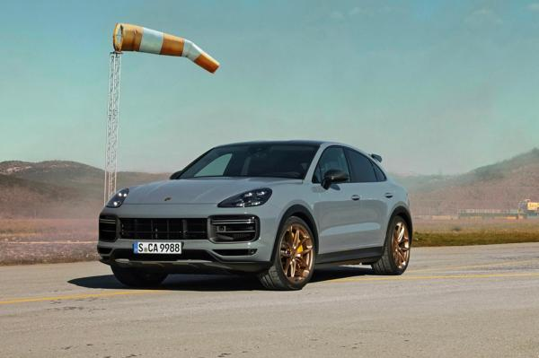photo of 2022 Porsche Cayenne Turbo GT First Look Review: The New SUV Hero image