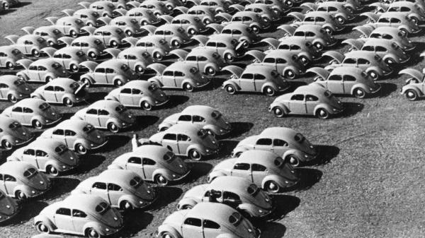 This Day In History: Volkswagen Halts Production During WWII