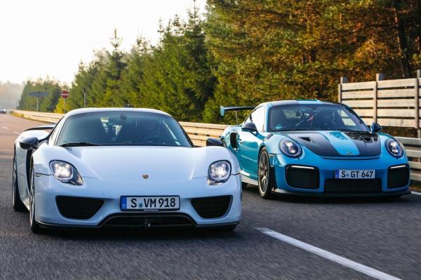 Weissach Is So Much More Than A Porsche…