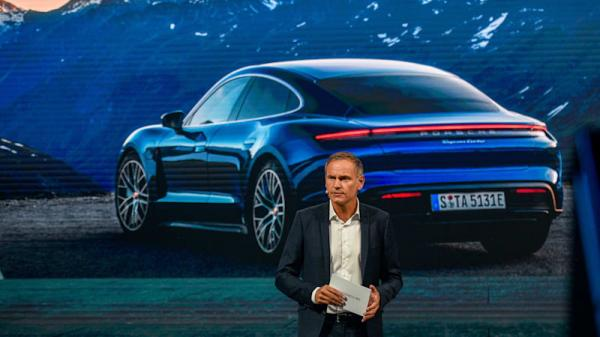 Porsche CEO Oliver Blume will be…