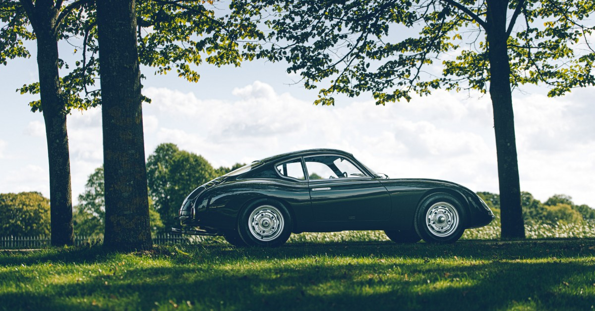 photo of This Porsche 356 Zagato Coupe Has Been Six Decades In The Making image