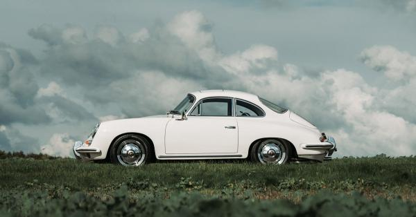 Touring The Oxford Countryside By Way Of Stuttgart Steel In A 1963 Porsche 356 B Carrera 2