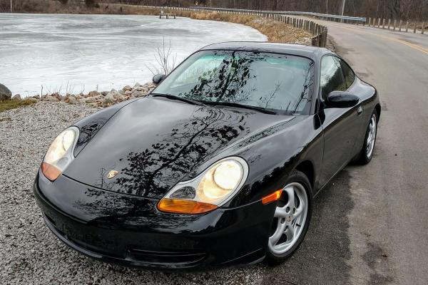 What's going on with the Porsche 996 market?