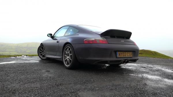 This Porsche 996 CSR Evo Is The GT3 That…