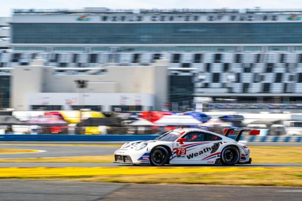 Porsche Secures Top-3 Starting Positions In Daytona 24 Qualifying Race To Kick Off IMSA Season