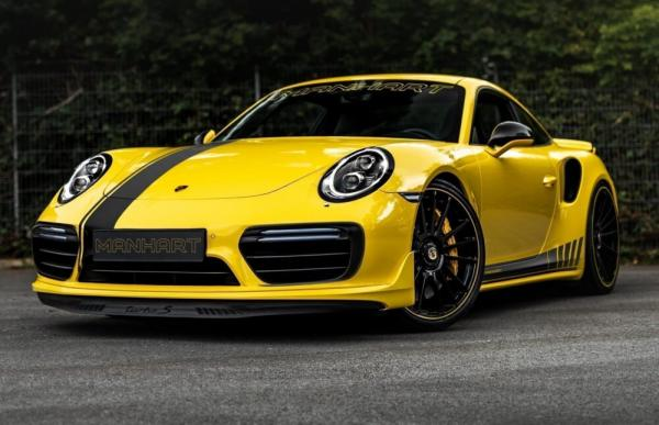 Custom Porsche 911 Pushes 3.8-liter…