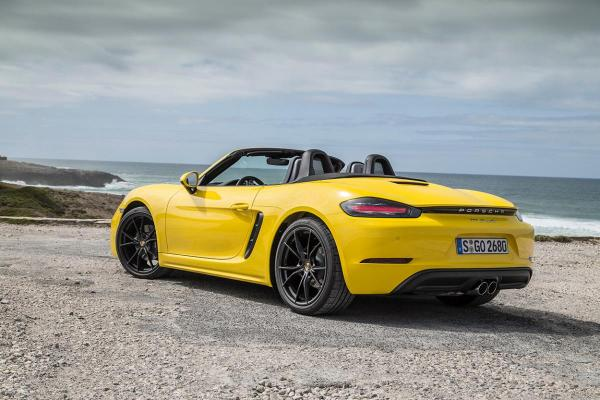 Porsche gives us more reasons to wait…