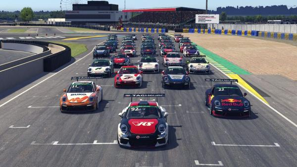 A sneak preview to the 2021 Porsche TAG Heuer Esports Supercup season
